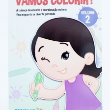 Caderno Colorir Volume 2